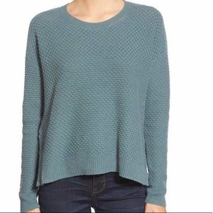 Blue Madewell sweater size XXS